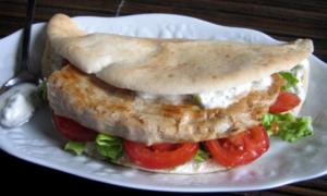 Sandwich IKARIE