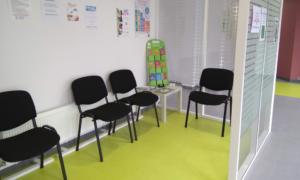 salle d'atente diététcienne Peronne