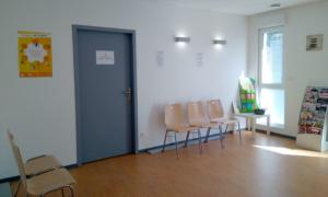Salle d'attente diététicienne Roisel